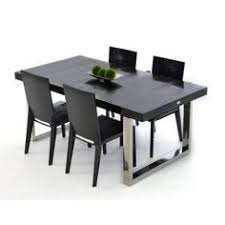 modern black crocodile lacquer dining table black lacquer dining room