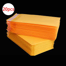 <b>20Pcs Mailing Bags Window</b> Envelopes Bag Moistureproof High ...