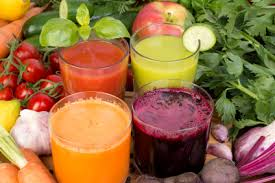 benefits of raw juice