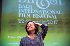 Greta Scacchi a Bari