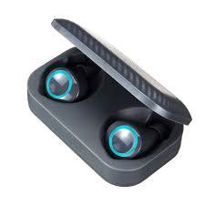 <b>TWS Bluetooth Earphone</b> 5.0 True <b>Wireless</b> 3D Stereo Earbuds With ...