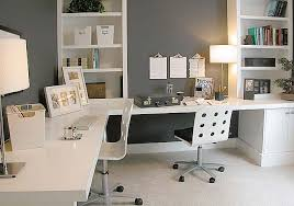 wonderful white grey wood cool design home offices in small spaces display cabinet bookcase desk l awesome home office ideas small spaces