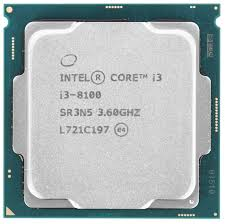 <b>Процессор Intel Core i3-8100</b> Coffee Lake (3600MHz, LGA1151 v2 ...
