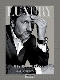 <b>MAXIMILIAN</b> BUSSER by Luxury Magazine - issuu