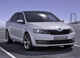 new car releases 2013 ukNew Skoda Compact Family Saloon Car Set for 2013 Release  Crazy