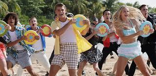 Resultado de imagem para festa de estreia de teen beach 2 como tu