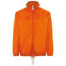 <b>Ветровка</b> унисекс SHIFT, оранжевая - купить в Орле