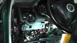 jetta wiring diagram image wiring diagram volkswagen jetta repairing ignition switch wiring harness part 4 on 2000 jetta wiring diagram