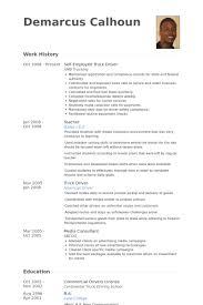 truck driving skills for resume   truck driver resume skills    driver sample truck resume example