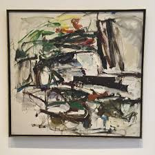 holding onto modernism an essay on joan mitchell joan mitchell cercando un ago searching for a needle 1959 hirshhorn collection