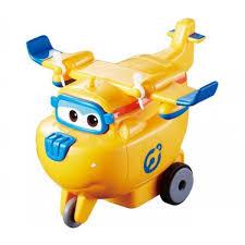 <b>Инерционный самолет Super Wings</b> Донни - купить в интернет ...