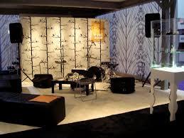 music studio decor room