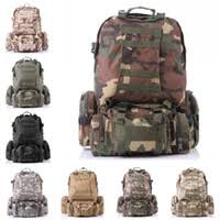 Wholesale <b>Outdoor</b> Molle <b>Military Tactical Backpack</b> - Buy Cheap ...