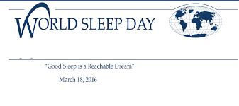 Image result for pics of world sleep day