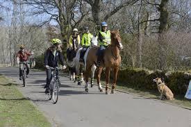 Managing <b>horse riding</b> | Scottish Outdoor Access Code