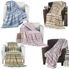 Хлопковая смесь вязаные пледы и покрывало одеяла - огромный ...