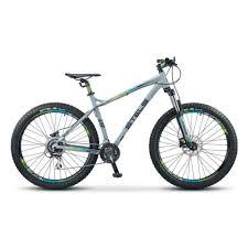 Горный <b>велосипед Stels Adrenalin D</b> 27.5 (V010) 2019, серый ...