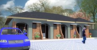 RESIDENTIAL RENTALS IN UGANDA PART  Bungalows    Gloria Nakyejwe     units of bed roomed rentals designed for a client in Ndejje  Lubugumu in Makindye