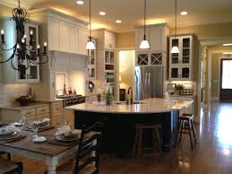 Kitchen And Dining Room Design Modern Kitchen Oak Furniture Set Dining Room Decorating Ideas