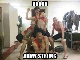 Army Strong - Navy Memes - clean mandatory fun via Relatably.com