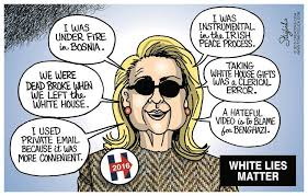 Image result for hillary lies pics