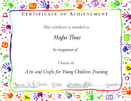 certificate for kid template certificate templates coloring book gallery templates for kids image 2 of 9