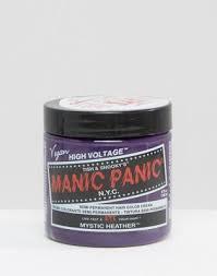<b>Крем</b>-<b>краска для волос</b> временного действия Manic Panic NYC ...