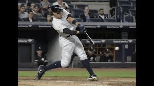 6-foot-7 Aaron Judge transforms batting practice in Bronx | KIRO-TV