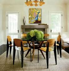 rug dining room table centerpieces ideas