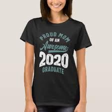 <b>Proud Mom Of</b> Graduate T-Shirts