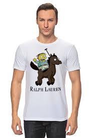 """Футболка классическая """"Ralph Lauren"""" #2753543 от dariyakuz ..."""