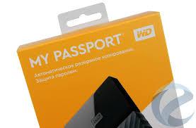 Обзор и тест внешнего <b>жесткого диска Western Digital</b> My ...