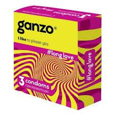 <b>Презервативы GANZO NEW LONG</b> LOVE, No3 (С анестетиком ...