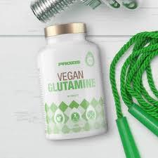 Vegan <b>Glutamine</b> 3000 mg 90 tabs - Build Muscle | Prozis