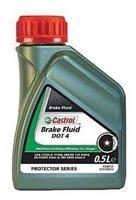 "<b>Жидкость тормозная</b> dot 4, ""<b>BRAKE</b> FLUID"", 0.5л <b>Castrol</b> 15036C ..."