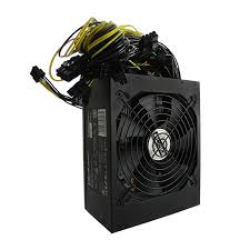 <b>ATX Power</b> Supply <b>1600W</b> | 80 Plus Gold | Bitcoin Miner (50147 ...