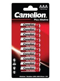 <b>Батарейки</b> LR03-BP10, <b>ААА</b>, 10шт. <b>Camelion</b> 8148311 в интернет ...