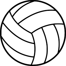 volleyball outline basic volleyball rules fivb