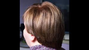 Стрижка по типу Сессон (Sassoon) на <b>коротких</b> волосах ...