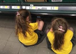 Derbyshire mum defends making <b>two daughters</b> sit down in Tesco ...