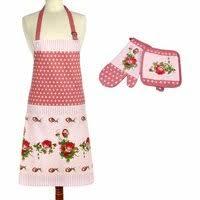 Кухонные рукавицы, <b>фартуки</b> и прихватки <b>SANTALINO</b> — купить ...