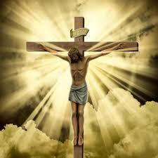 Znalezione obrazy dla zapytania jezus na krzyżu