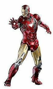 <b>Hot</b> Toys MMS378D17 Marvel <b>The Avengers Iron</b> Man Mark VI 1/6 ...