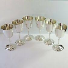<b>Silver</b> Antiques Goblets for sale | eBay