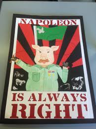 animal farm static image jasmingoss animal farm static image middot napoleon is always right