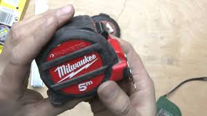 <b>Рулетка</b> Milwaukee <b>5m</b> - Milwaukee Magnetic Tape Measure ...