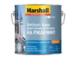 Marshall Anticorr Aqua / Маршал Антикор Аква полуглянцевая ...