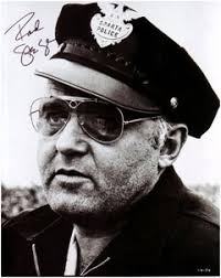 "Authentic autographed picture obtained by Richard, signed by Rod Steiger as. Sparta Police Chief Bill Gillespie from the movie ""In The Heat Of The Night"". - rod_steiger"