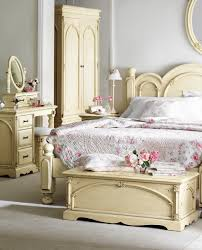 f french style bedroom furniture set design models with antique white polished wood rectangle bench storage and vintage dressing table using oval vanity antique bedroom furniture vintage