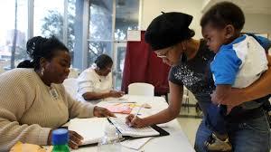 NPR/Marist Poll: 40 Percent Of Americans Think Elections Aren't Fair ...